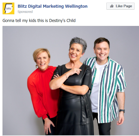 Illustration of a member of the facebook ads lookalike audience